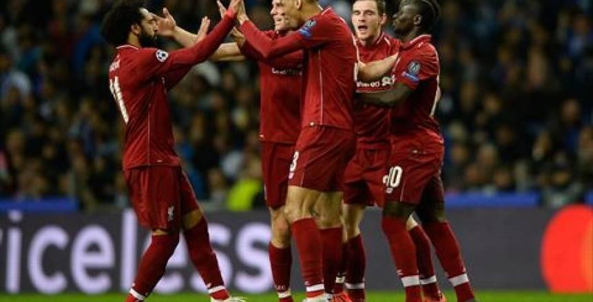 بالصور.. رد فعل ليفربول على مواجهة برشلونة في دوري ابطال اوروبا