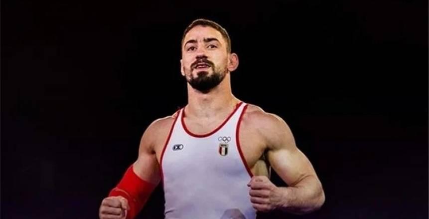 عاجل.. عمرو رضا يتأهل لربع نهائي المصارعة بعد فوزه على البولندي كاميل