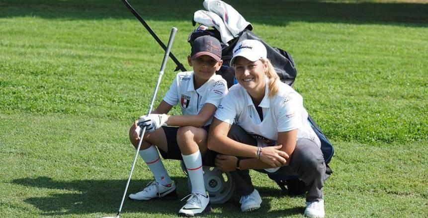 بالصور| علي سلامة ثامنا ببطولة ميلانو الدولية للجولف