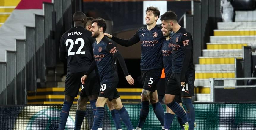 مانشستر سيتي يثأر من ليستر سيتي بهدفين في الدوري الإنجليزي «فيديو»