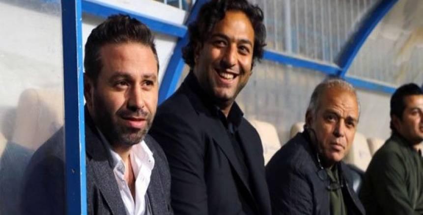 حازم إمام يدعم ميدو بعد إقالته من تدريب الوحدة