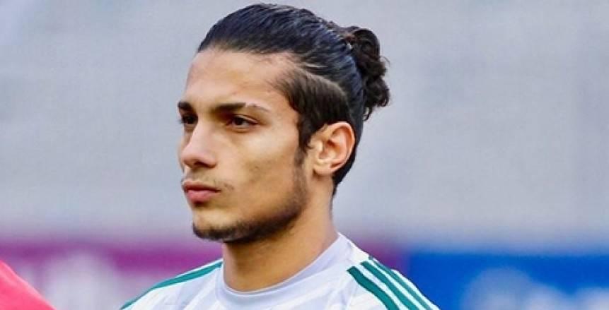 قائد المصري يعود من ألمانيا بعد خضوعه لجراحة الرباط الصليبي