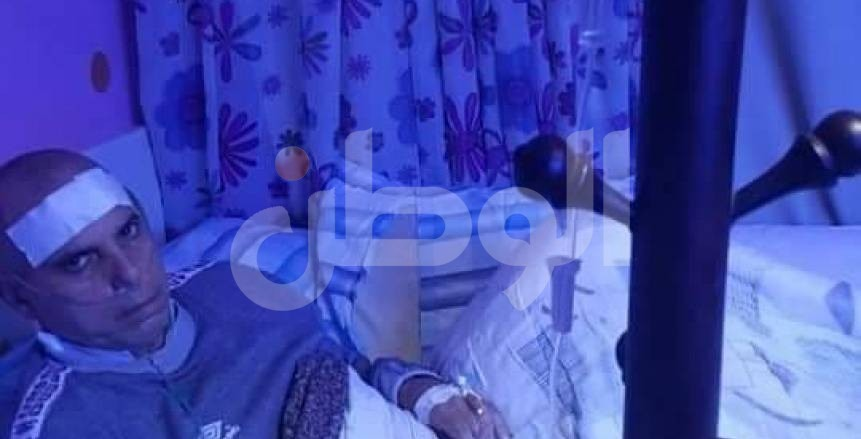 تدهور الحالة الصحية لخالد القماش وابنته تطلب الدعاء له «صورة»