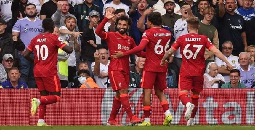 الآن بث مباشر.. مشاهدة مباراة ليفربول وميلان اليوم في دوري أبطال أوروبا