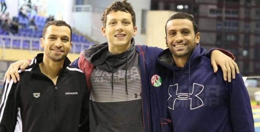 سبورتنج يتنزع لقب كأس مصر للسباحة القصيرة للعمومى رجال من الأهلى بجدارة