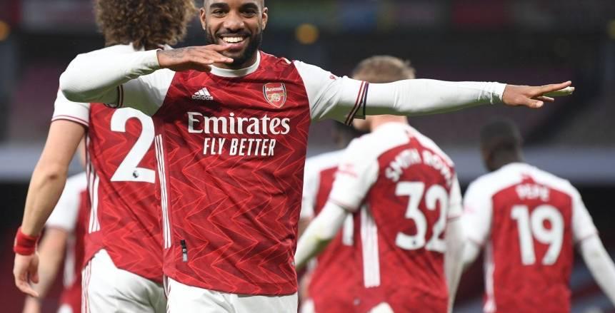 أرسنال يتعادل مع وست هام 3/3  في الدوري الإنجليزي «فيديو»