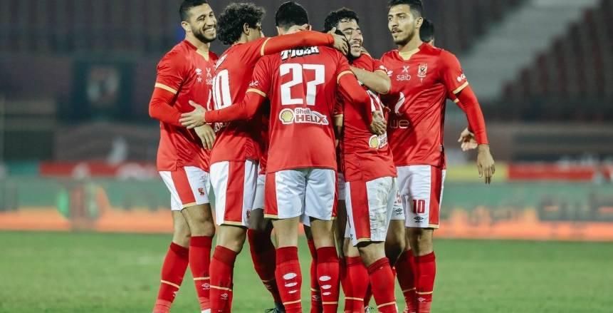 بث مباشر لمباراة الأهلي ضد البنك الأهلي في الدوري المصري