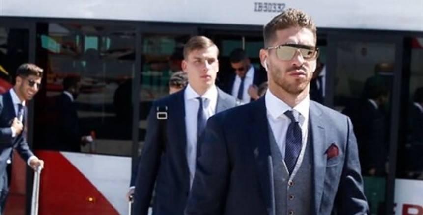 ريال مدريد يصل إستونيا استعدادا للسوبر الأوروبي