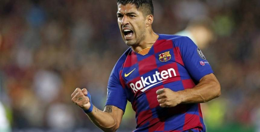 سواريز يثير الشكوك حول مستقبله مع برشلونة: لا أهتم بأمر تجديد عقدي
