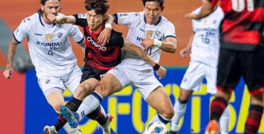 بوهانج ستيلرز يتأهل لمواجهة الهلال السعودي في نهائي دوري أبطال آسيا
