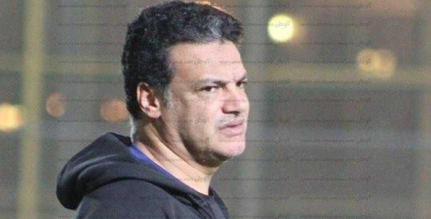 «إيهاب جلال» يقرر استبعاد هشام محمد وداوودا أمام سموحة