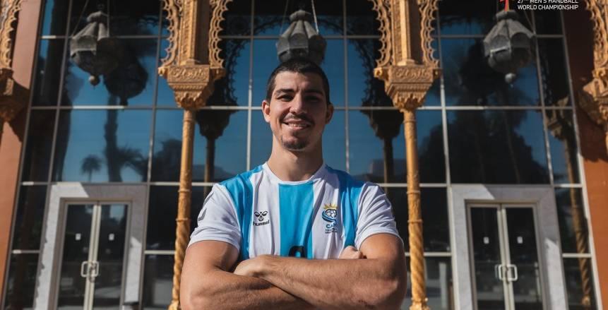 الأرجنتيني دييجو سيمونيه يتحدث عن إحياء ذكرى مارادونا بمونديال اليد