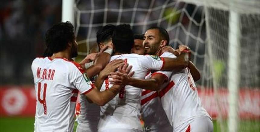 بث مباشر لحظة بلحظة.. مباراة الزمالك وحسنية أغادير المغربي بالكونفدرالية