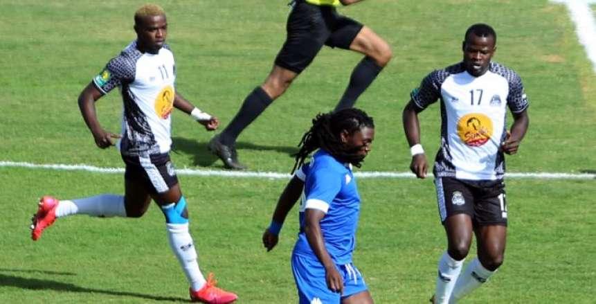 التعادل السلبي يحسم مواجهة الهلال ومازيمبي في دوري الأبطال