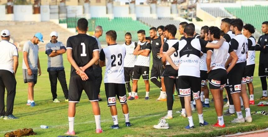 المصري: اجتماع الثلاثاء سيحسم ملعبنا في الدوري