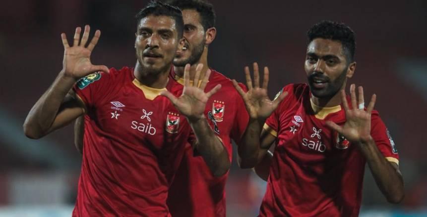 اتحاد الكرة ينهي الجدل حول هدف محمد شريف الثالث أمام مصر للمقاصة