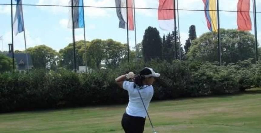 أمينة الحلواني تشارك فى بطولة افريقيا للجولف للسيدات