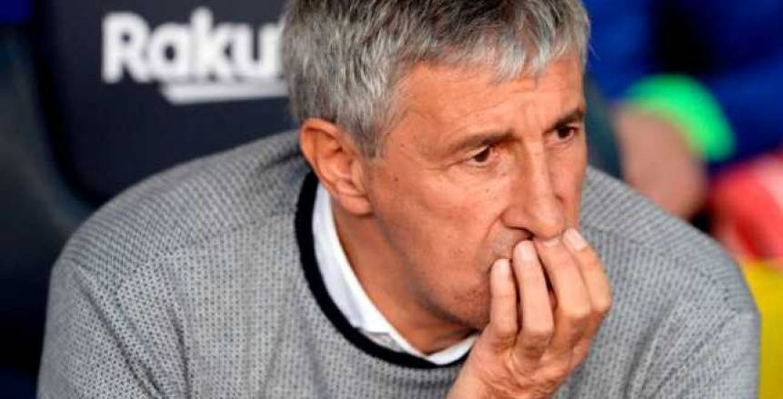 دوري الأبطال أمل سيتين الوحيد لإنقاذ موسم برشلونة الكارثي
