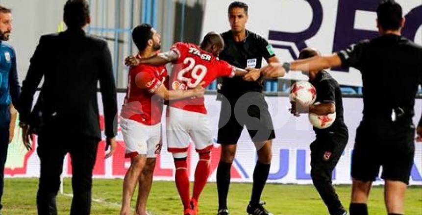 قبل مباراة الأهلي ضد إنبي.. تعرف على ترتيب جدول الدوري المصري