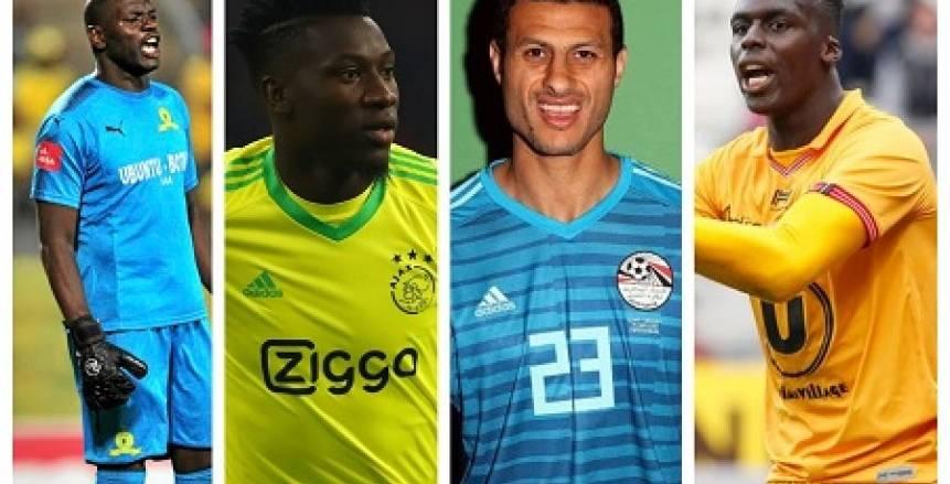 حصاد أول جولة (2)| 3 حراس عرب الأبرز.. وأونيانجو الأفضل في كأس أمم أفريقيا 2019