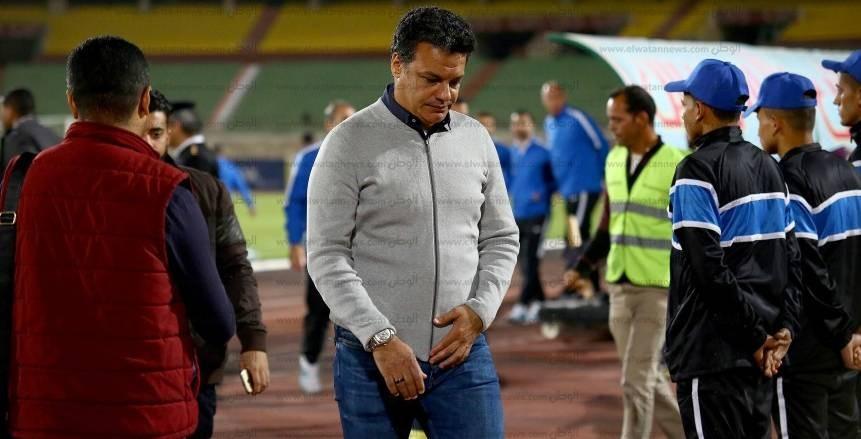 """محمد صلاح: """"إيهاب جلال"""" دمر كيان فريق الزمالك"""