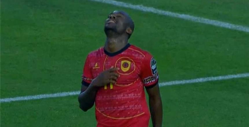 بالفيديو.. جيرالدو يسجل ويقود أنجولا للفوز على جامبيا بتصفيات مونديال 2022