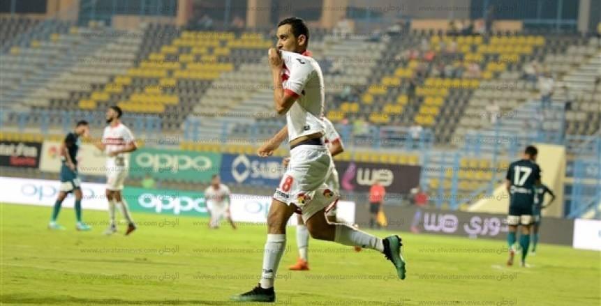 """إبراهيم حسن.. شريك نجاح وفشل مع الفائز والخاسر بـ""""كأس مصر"""""""