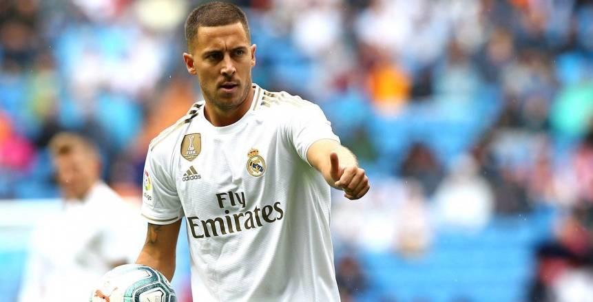 غياب راموس وكاسيميرو.. وعودة هازارد لقائمة ريال مدريد لمواجهة فياريال