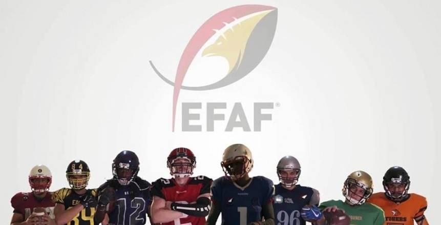 4 لاعبين محترفين من الولايات المتحدة يشاركون في الدوري المصري لكرة القدم الأمريكية