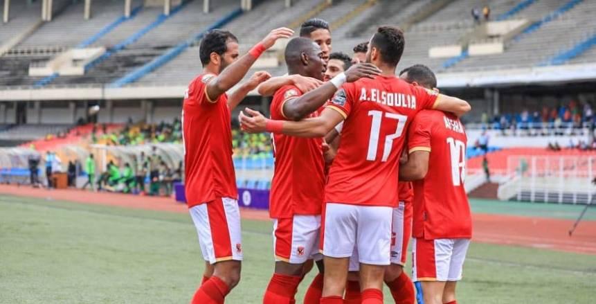 «اتحاد الكرة»: السوبر الأفريقي بين الأهلي ونهضة بركان 28 مايو المقبل