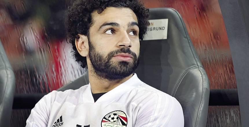 """اتحاد الكرة يطلب """"قميص جديد"""" لمحمد صلاح قبل مونديال روسيا"""