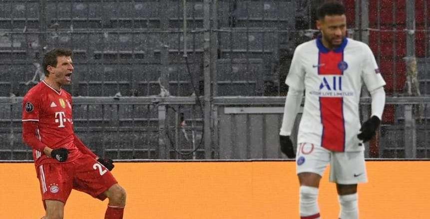 تشكيل بايرن ميونيخ أمام باريس سان جيرمان: مولر يقود الهجوم