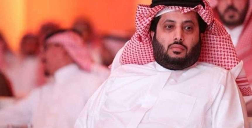"""تركي آل الشيخ: """"هحكيلكم حدوتة لاعب بـ10 جنيه رفضه نادي ورجع هزمهم مرتين"""""""