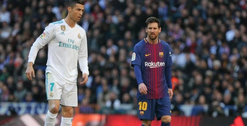 نجم برشلونة يطالب كريستيانو وميسي باللعب في الدوري البيلاروسي