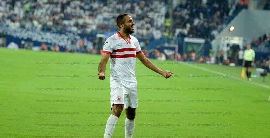 مباراة الزمالك والهلال في بطولة السوبر المصري السعودي