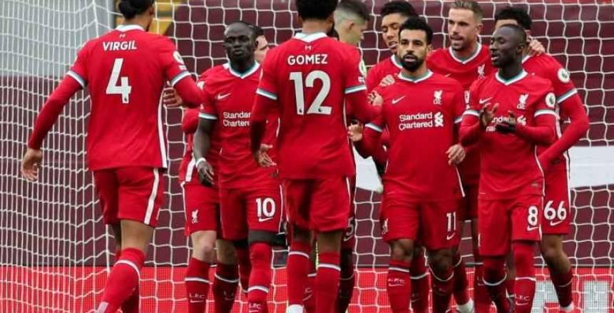 موعد مباراة ليفربول وريال مدريد القادمة في دوري أبطال أوروبا