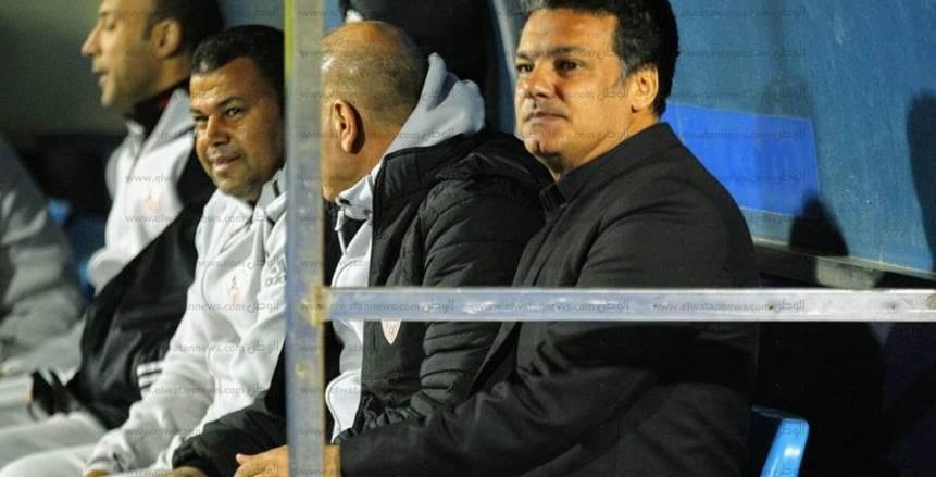 إيهاب جلال: مباراة المصري بثلاث نقاط ونسعى للفوز بها