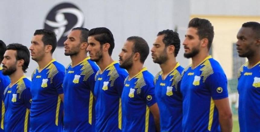 50 فردا ضمن معسكر طنطا بالإسكندرية استعدادا لعودة الدوري
