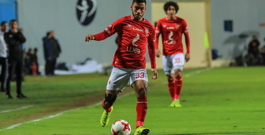 ناصر ماهر إعارة إلى سموحة لمدة موسم واحد