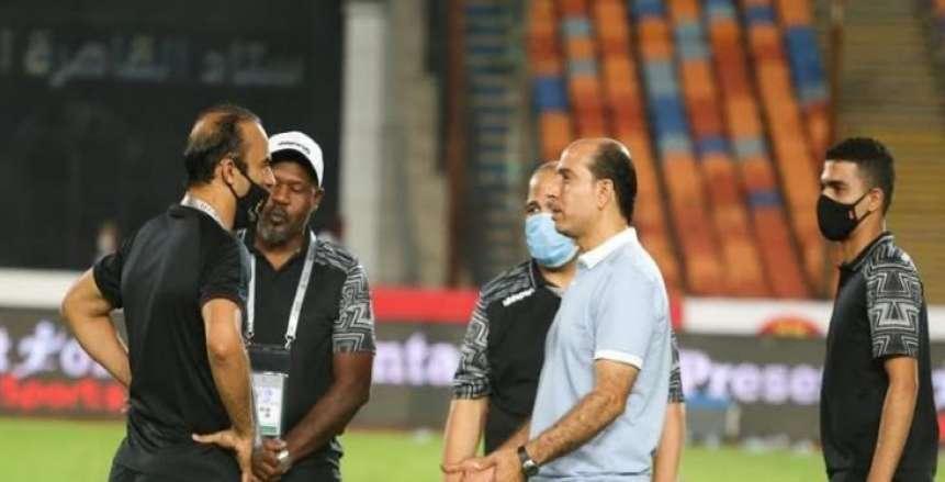المقاصة ينهي اتفاقه مع أحمد كشري على تدريب الفريق