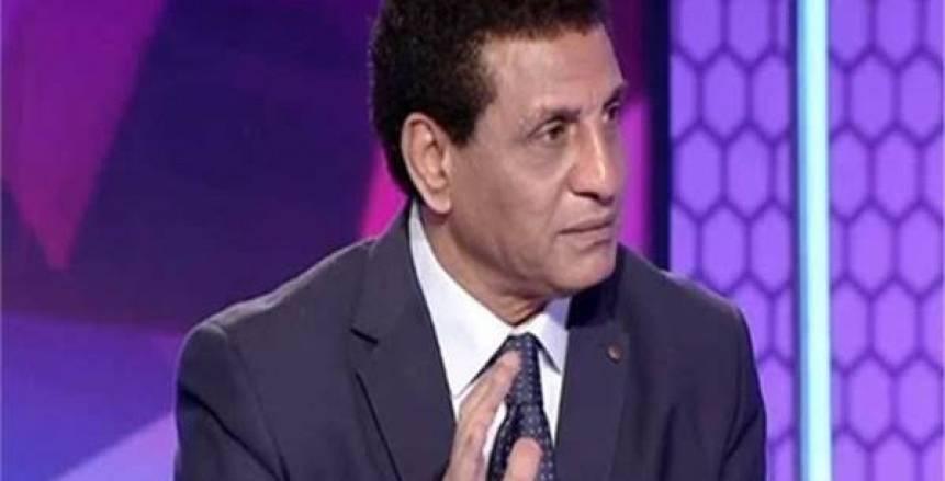 فاروق جعفر: حسن حمدي من رموز النادي الأهلي وخليفة لصالح سليم