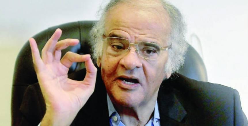 ممدوح عباس: إيرادات الزمالك تعرضت للنهب