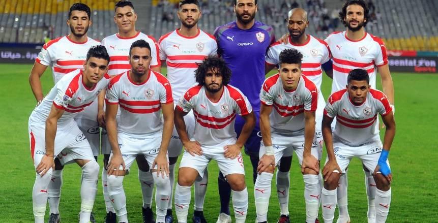 أوناجم وطارق حامد يزينان قائمة الزمالك لمواجهة المقاصة في كأس مصر