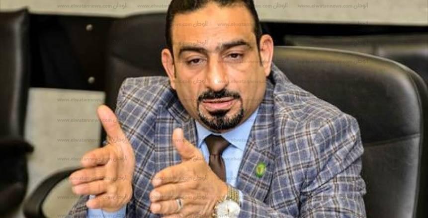 طارق سعيد: أقود مهمة إنقاذ الترسانة بقائمة خبرات متنوعة