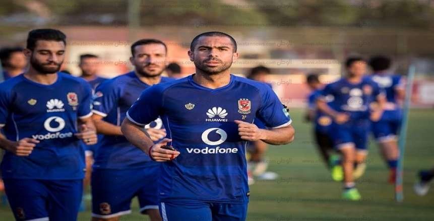 """""""فتحي"""" يعود لتشكيل الأهلي أمام المصري.. واستمرار صالح جمعة على دكة البدلاء"""