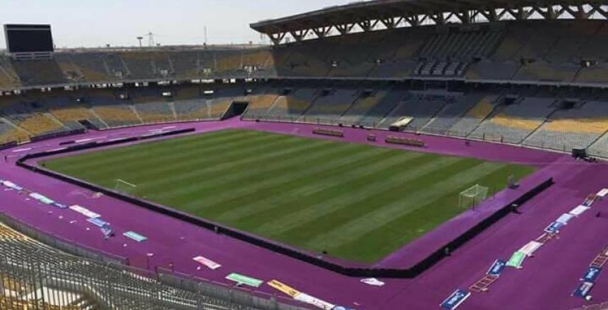 الكاف يحدد برج العرب ملعبا لنهائي دوري أبطال إفريقيا