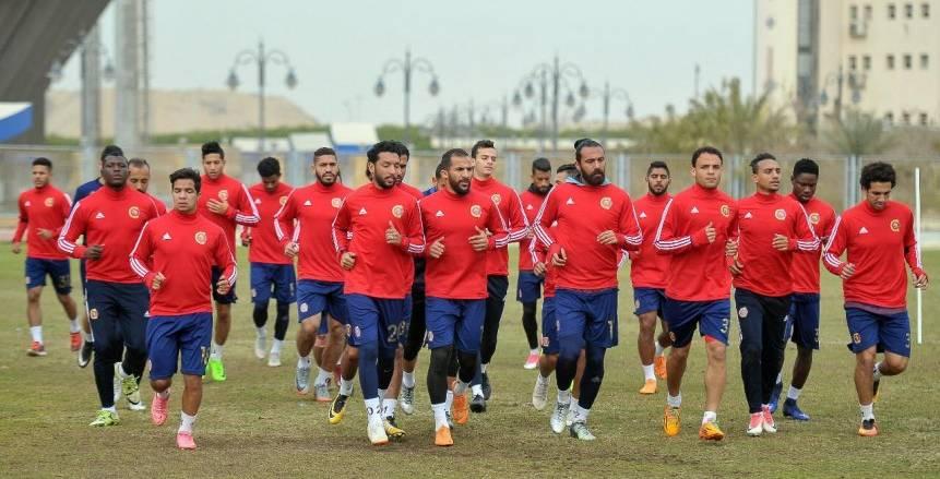 رسميا.. سيراميكا يطلب تأجيل مواجهة الألومنيوم في كأس مصر