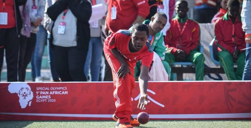 رؤساء الوفود يشيدون بلجان الألعاب الأفريقية للأولمبياد الخاص