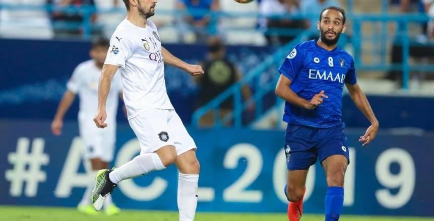 الهلال والسد القطري في إياب نصف نهائي دوري أبطال آسيا