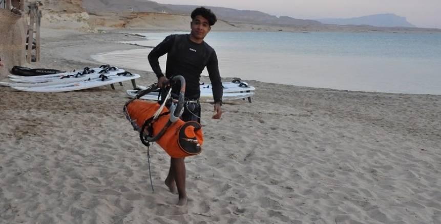 افتتاح البطولة الإفريقية للشباب للألواح الشراعية المؤهلة لأولمبياد الشباب